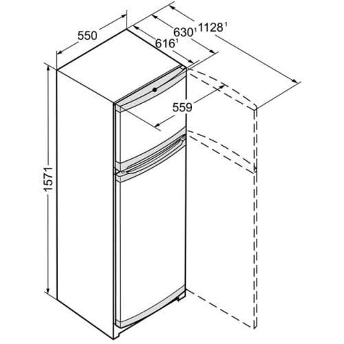 Холодильник LIEBHERR CT 2931