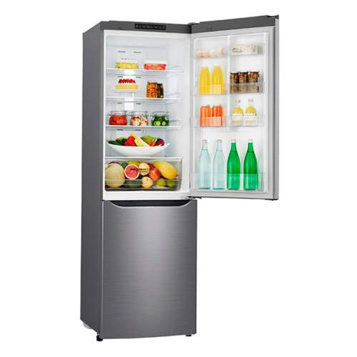 Холодильник LG GA-B429SMCZ (сер)