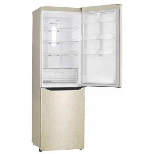 Холодильник LG GA-B429SEQZ (беж)