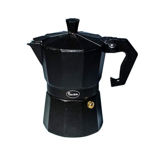 Гейзерная кофеварка CON BRIO CB6406 300мл