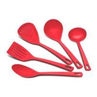 Кухонный набор TRAMONTINA 25099/704 (5шт) red