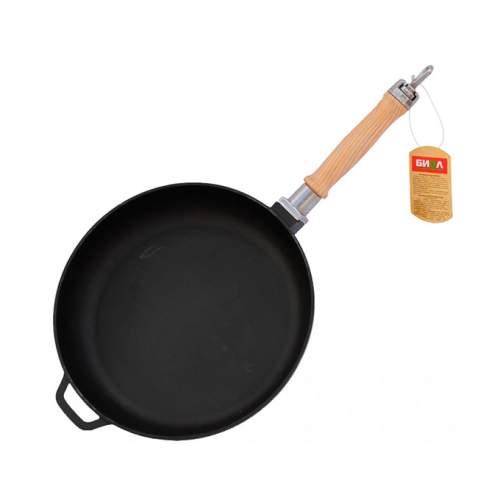 Сковорода чугунная Биол 0126