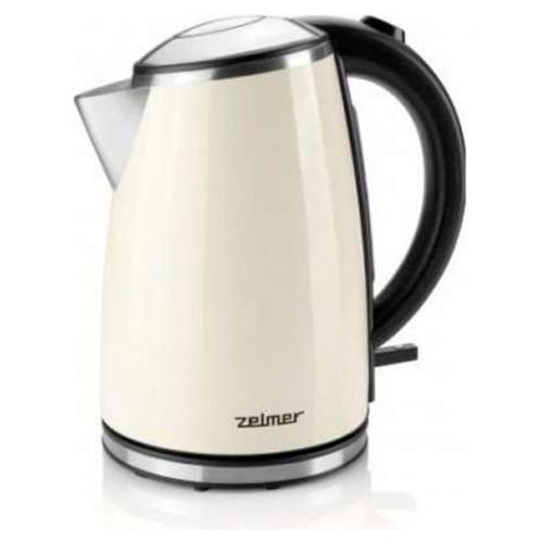 Чайник ZELMER CK1020 Cream (ZCK1274E)