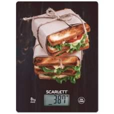 Ваги кухонні електронні SCARLETT SC-KS57P56