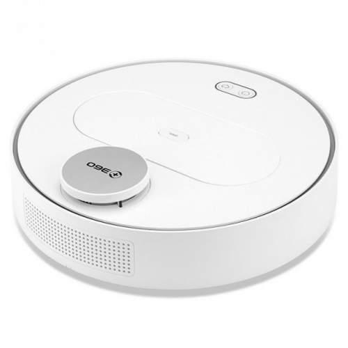 Робот-пылесос 360 Plus Vacuum Cleaner S6 White