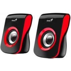 Акустична система 2.0 GENIUS SP-Q180 Red