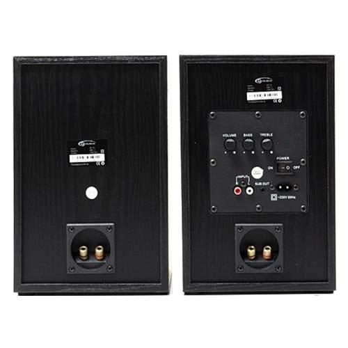 Акустическая система 2.0 GEMIX AF-51 Black