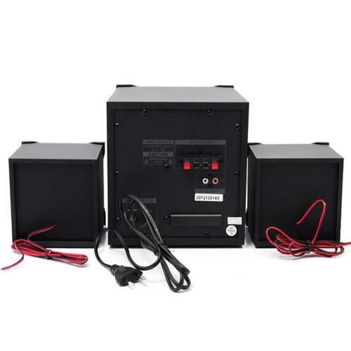 Акустическая система 2.0 GEMIX SB-20X Black