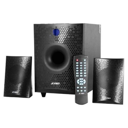 Акустична система 2.1 F&D F210X Black