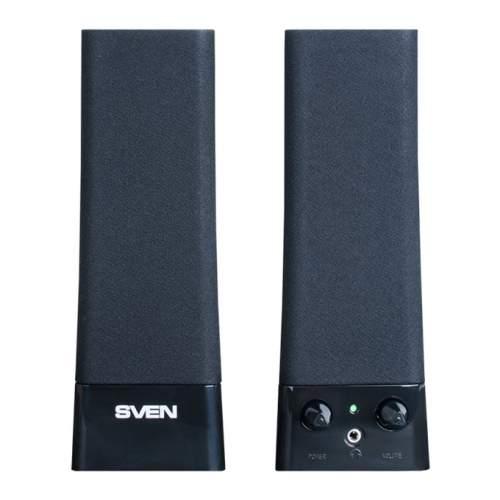 Акустическая система 2.0 SVEN 235 Black