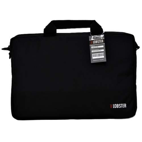 """Сумка для ноутбука LOBSTER 15.6"""" LBS15T1B Black"""