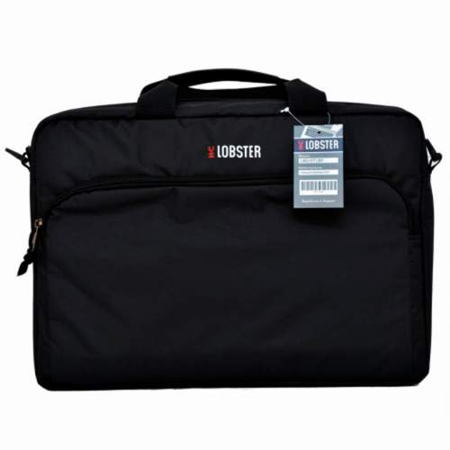 "Сумка для ноутбука LOBSTER 15.6"" LBS15T1BP Black"