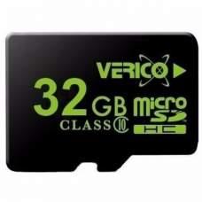 Карта памяти VERICO 32 GB microSDHC Class 10 1MCOV-MDH833-NN