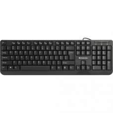Клавіатура USB DEFENDER OfficeMate HM-710 Black