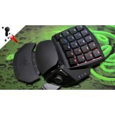 Клавиатура проводная Razer Orbweaver Elite Chroma USB Black (RZ07-01440100-R3M1)