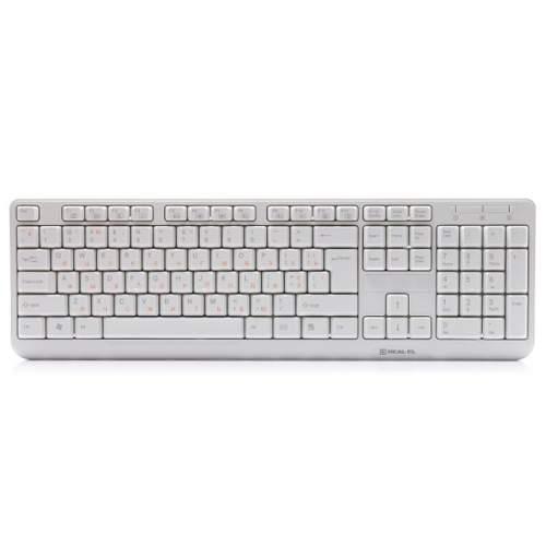 Клавиатура REAL-EL Standart 500 USB White