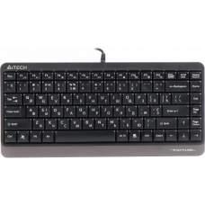 Клавіатура USB A4Tech FK11 Grey