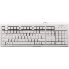 Клавіатура USB A4Tech KM-720 White