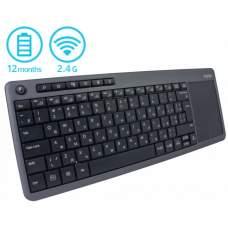 Клавіатура RAPOO K2600 Grey