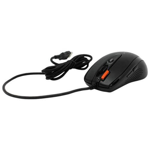 Мышка A4-TECH X-710BK Black