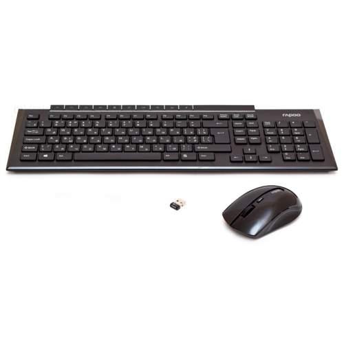 Клавиатура RAPOO 8200p Black