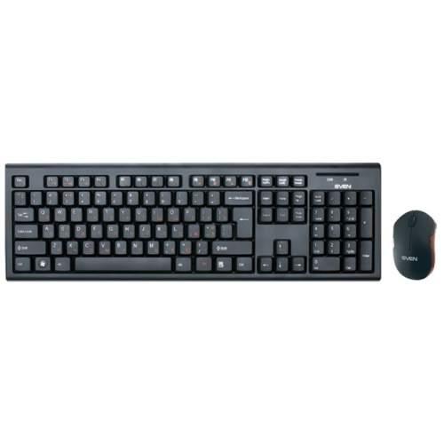 Клавиатура SVEN 3200 Black USB