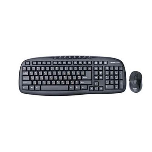 Клавиатура SVEN 3400 Black USB