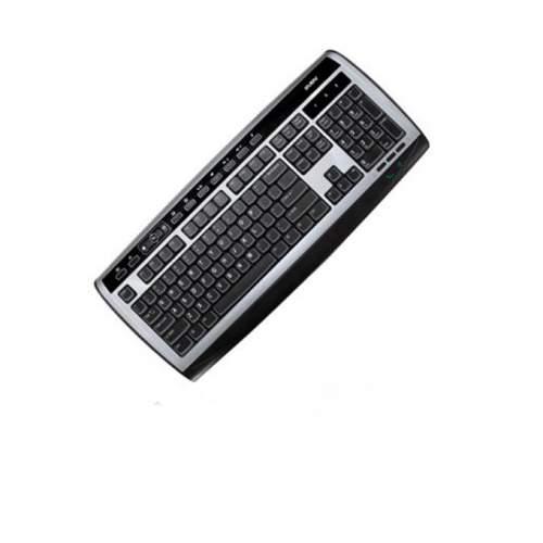 Клавиатура SVEN 3535 Comfort black-silv, USB