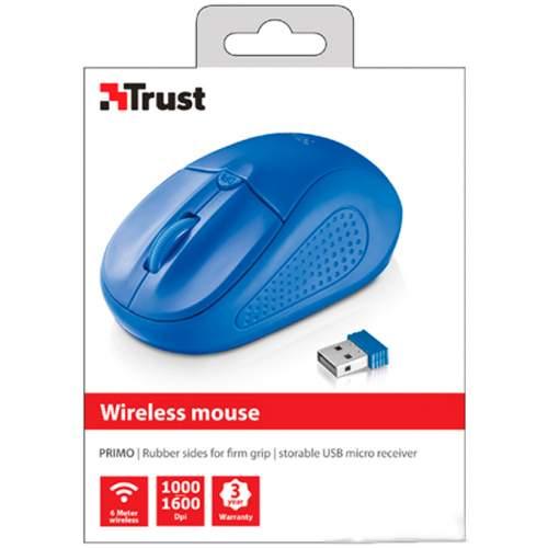 Мышка TRUST Primo 20786 Blue
