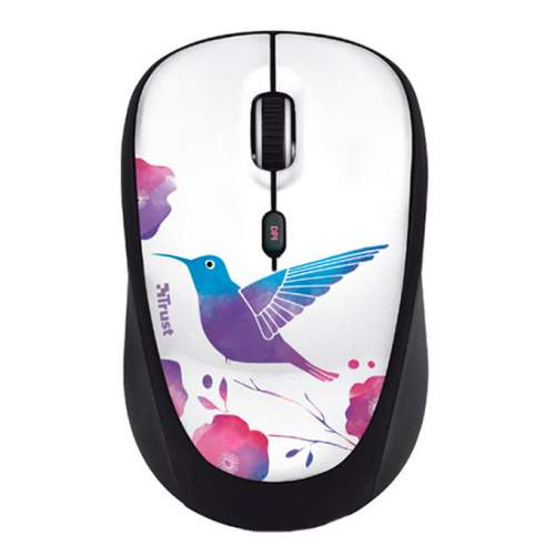 Мышка TRUST Yvi 20251 Bird