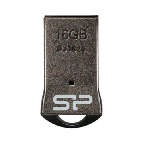 Флешка USB2.0 SiliconPower T01 16GB Black
