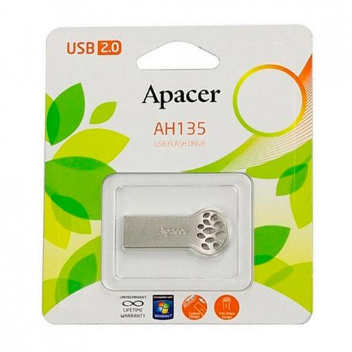 Флешка USB2.0 APACER AH135 32GB Silver
