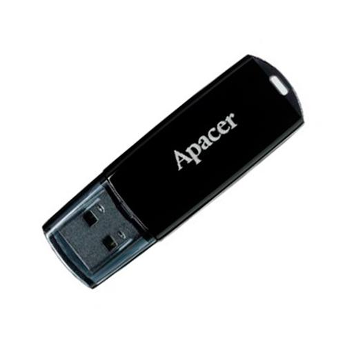 Флешка USB2.0 APACER AH322 16Gb Black