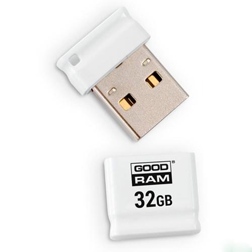 Флешка USB2.0 GOODRAM UPI2 32Gb White