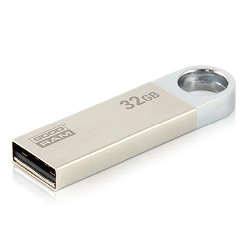 Флешка USB2.0 GOODRAM UUN2 32Gb Silver