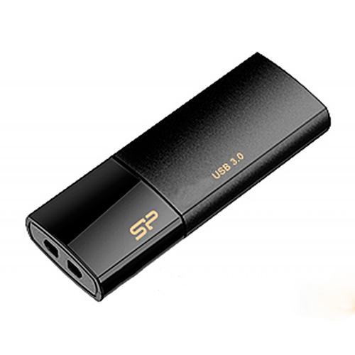 Флешка USB3.0 SiliconPower B05 32GB Black