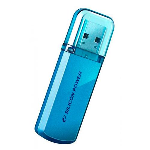 Флешка USB2.0 SiliconPower H101 16Gb Blue