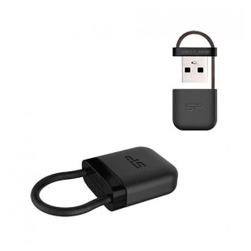 Флешка USB3.0 SiliconPower J05 8Gb Black