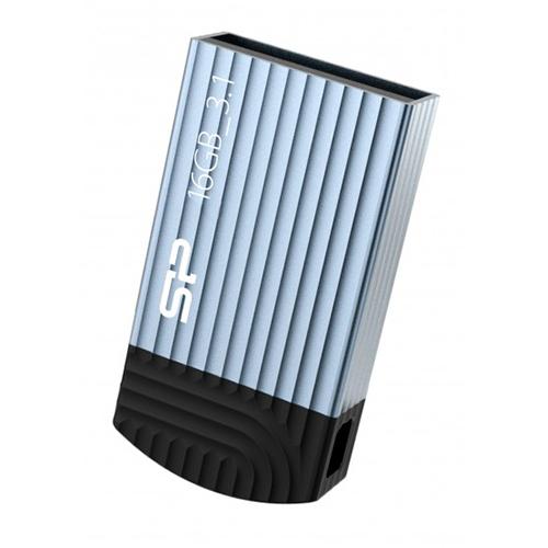 Флешка USB3.1 SiliconPower J20 16Gb Blue