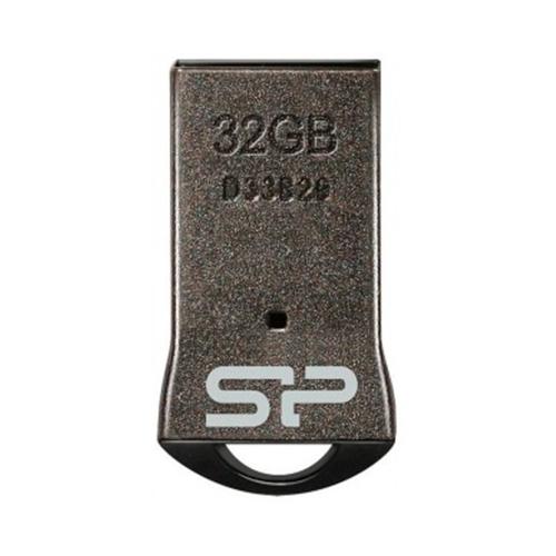 Флешка USB2.0 SiliconPower T01 32GB Black
