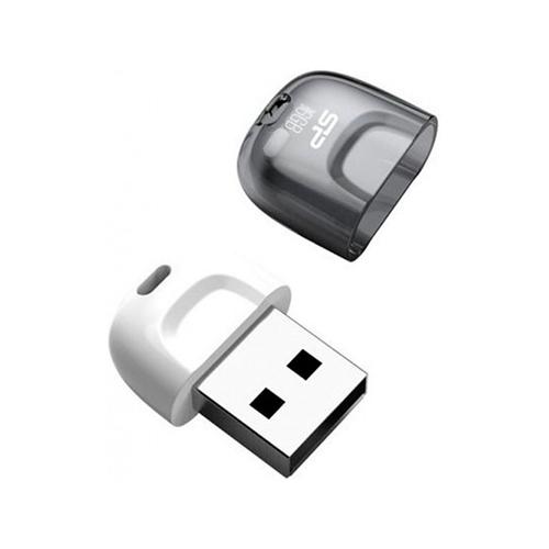 Флешка USB2.0 SiliconPower T09 16GB White