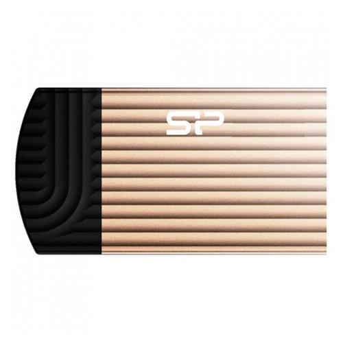 Флешка USB2.0 SiliconPower T20 32Gb Champague