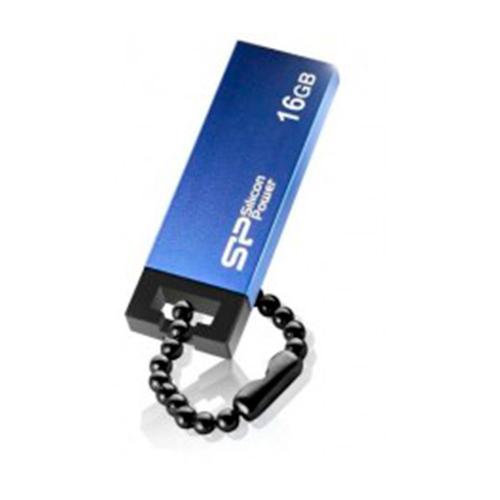 Флешка USB2.0 SiliconPower T835 16Gb Blue