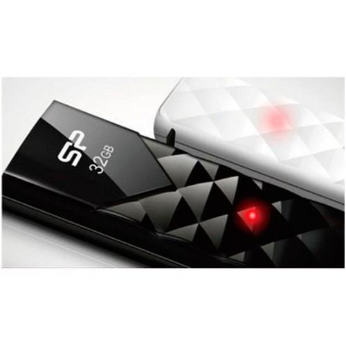 Флешка USB2.0 SiliconPower U03 32GB Black