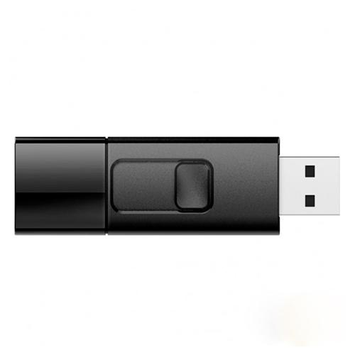 Флешка USB2.0 SiliconPower U05 16Gb Black