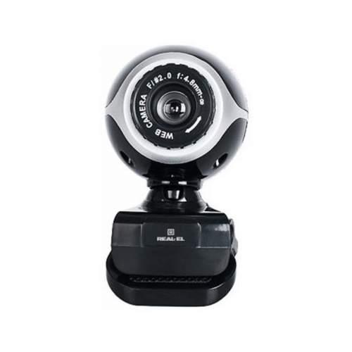 Веб-камера REAL-EL FC-100