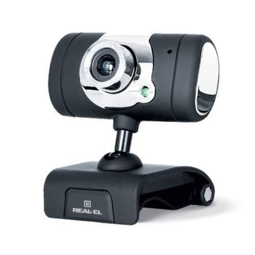 Веб-камера REAL-EL FC-225