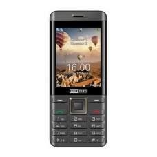Мобільний телефон MAXCOM MM236 Black-Gold