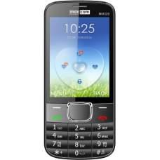 Мобільний телефон MAXCOM MM320 Black