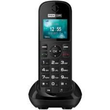 Мобільний телефон MAXCOM MM35D Black
